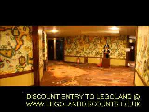 LegoLand Windsor Brand NEW Hotel Photos Revealed