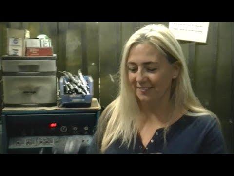 Metal Detecting T-Rex Sand Scoop – How is it made?