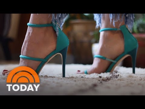 You Can Give Your Scuffed Heels New Life With This Trick | TODAY