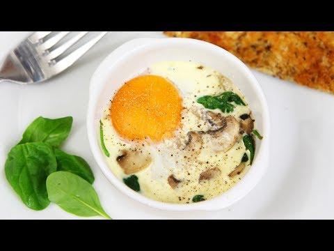 Creamy Coddled Eggs Recipe - Delicious Egg Recipes by Warren Nash #Ad