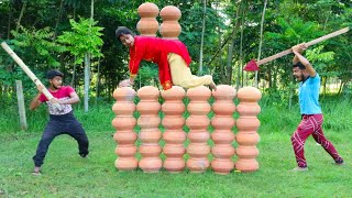 Must Watch New Funny Video 2020_Top New Comedy Video 2020_Try To Not Laugh_Episode-131_By Funkivines