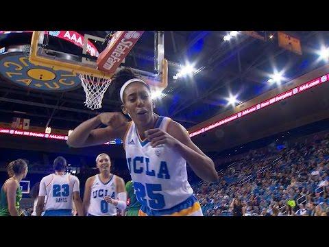 Recap: Monique Billings scores career-high in UCLA women's basketball win over Oregon