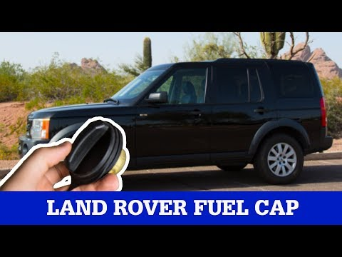 Loose or Missing Fuel Tank Cap Explained / Land Rover
