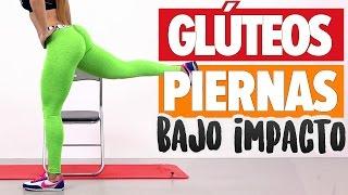 GLÚTEOS DUROS Y PIERNAS BONITAS 10min rutina bajo impacto | Slim Legs & Toned Butt
