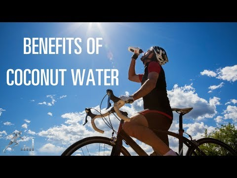 5 benefits of drinking coconut water