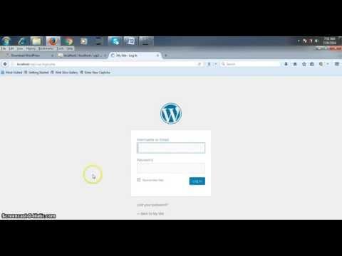 How to setup wordpress on godaddy