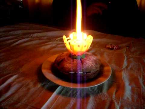 THE MOST AMAZING BIRTHDAY CANDLE