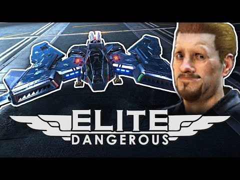 Meet Our NEW Pilot | Elite: Dangerous 🚀 Let's Play #5