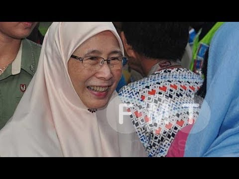 PH willing to work with anyone, says Wan Azizah
