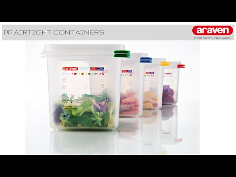 PP AIRTIGHT CONTAINERS