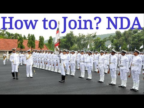 How To join NDA |NDA Entrance Exam Information | National Defense Academy