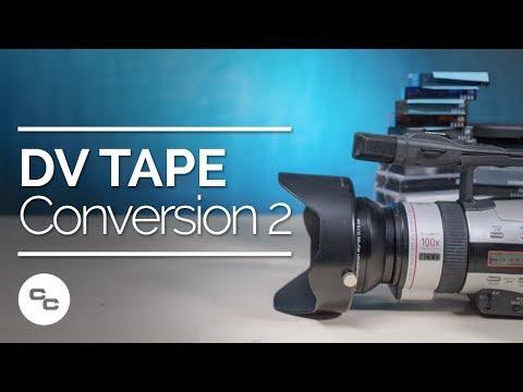 MiniDV Tape Conversion Chaos Part 2 - Krazy Ken's Tech Misadventures