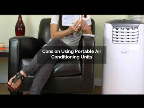 Portable Air Conditioners: The Pros and Cons