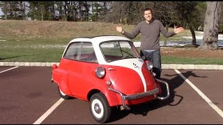 The BMW Isetta Is the Strangest BMW of All Time