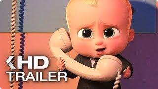 THE BOSS BABY Trailer 3 (2017)