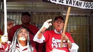 Narciso Isa Conde 64 Aniversario Del MPD Clama Por El Cambio Radical Constituyente APOYAR JOVENES