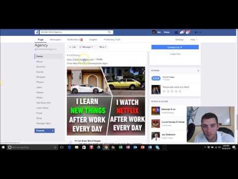 Facebook Ads For Network Marketing   www.joedickinson.training