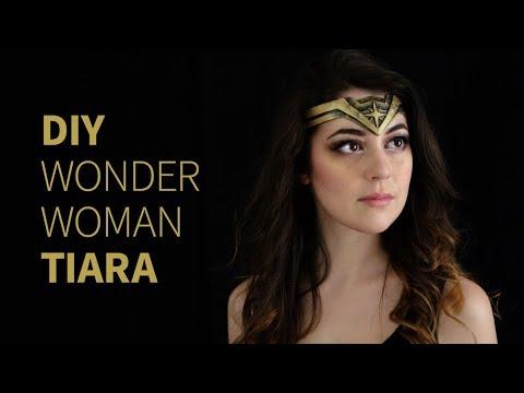Wonder Woman Tiara (w/ Worbla) | How to