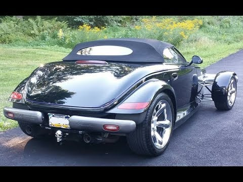 How to stop Plymouth Chrysler Prowler Convertible Roof Leaks