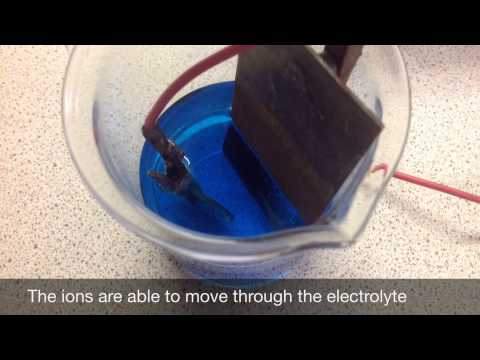Purification Of Copper Using Electrolysis