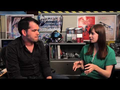 Meet Ian Milham, Art Director at Visceral Games