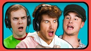 YouTubers React To Try Not To Get Confused Challenge