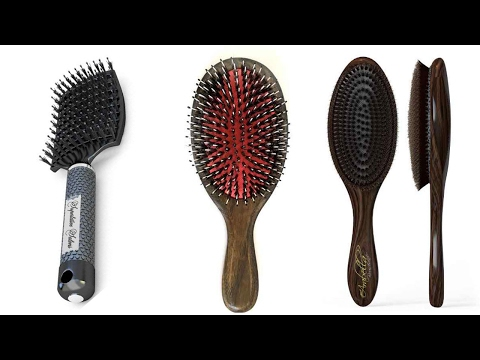 Best Boar Bristle Brush for Men & Women 2018