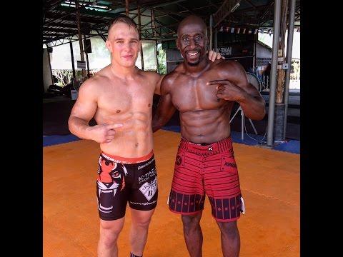 UFC Workout: Bodyweight Only