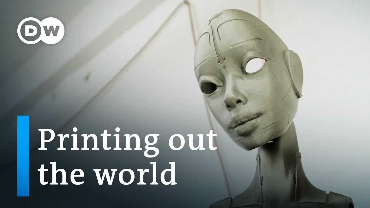 The 3D printing revolution | DW Documentary