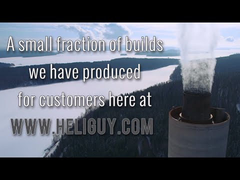 Heliguy Promo. We Build - You Fly (Sept 2014)