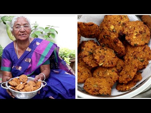 Dal Vada Recipe | Chana dal Moong dal authentic maharashtrian vada recipe
