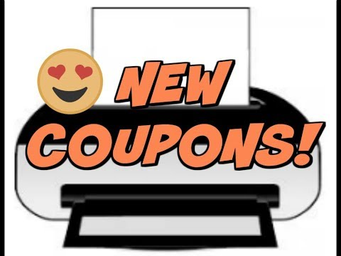 PRINT NOW | Amazing Coupons for our Deals!! 🔥🔥