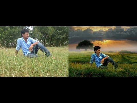 Photo editing on Photoshop Cs6