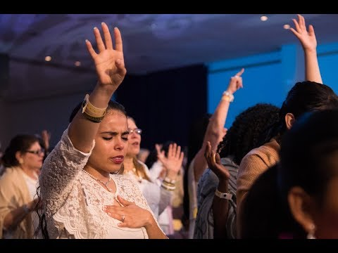 God Healed Her Heart In Our Deborah's Conference - Testimony | King Jesus Ministry