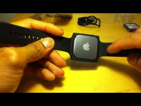 Speck Time to Rock watch for iPod Nano 6th Gen Review