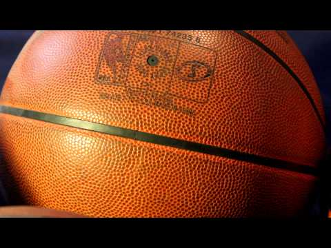 GAME USED AUTHENTIC NBA GAME BASKETBALL vs store spalding nba game ball comparison & review