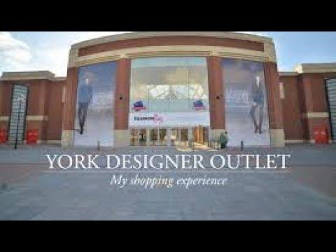 York outlet vlog
