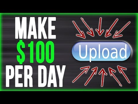 Earn $100 A Day Uploading Images (100% FREE)