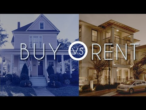 Renting vs Buying a Home, What Makes More Sense?