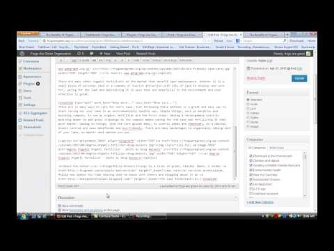 How to Div a Toggle Show/Hide on Wordpress : WordPress Tips & Tricks