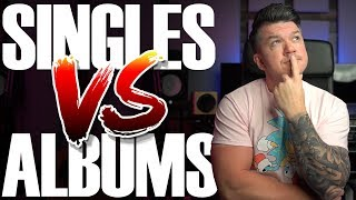 Releasing Singles in 2019 | Why Releasing An Album Is Pointless