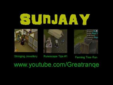 Sunjaay's Runescape Tips - Varrock Armour 3