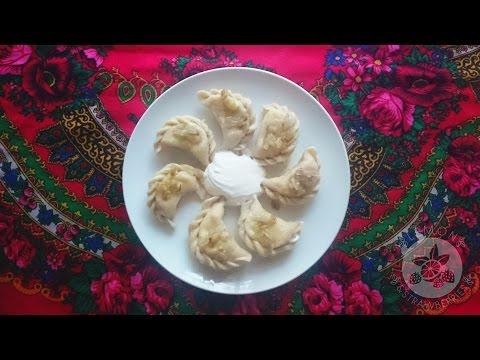 How to make pierogi (Polish dumplings)