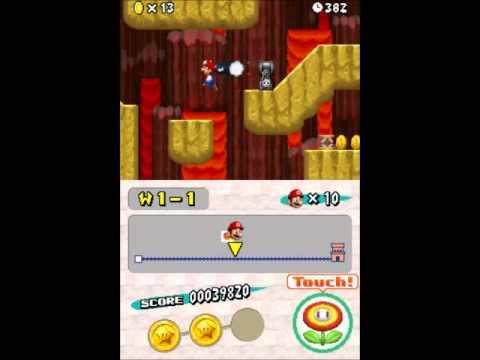 New Super Mario Bros. DS - Custom Level