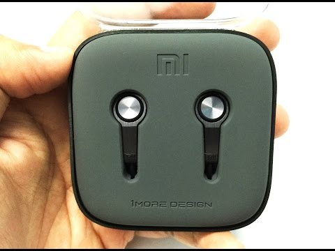 Xiaomi Mi In-Ear Headphone Unboxing & Overview (INDIA)
