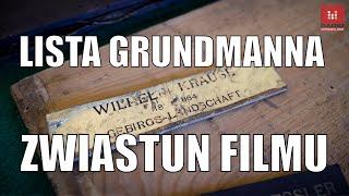 Lista Grundmanna zwiastun filmu #Grundmann