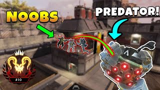 *NEW* VIRAL PREDATOR CLIPS OF THE DAY! - NEW Apex Legends Funny & Epic Moments #358