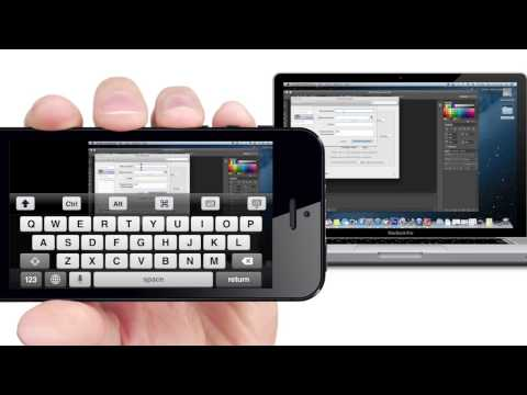 How to REMOTELY ACCESS Computer from iPhone Anywhere in the World