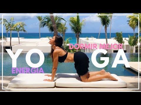 Yoga para Principiantes | Rutina de Abdomen para Despertar o Dormir Mejor