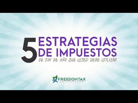 Estrategias de Impuestos de Fin de Año Para Pagar Menos Taxes